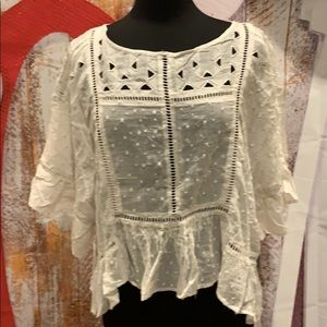 ❤️BRAND NEW FREE PEOPLE BLOUSE